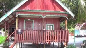 Happy Bungalows on Koh Rong Island in Cambodia