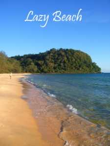 Lazy Beach on Koh Rong Samloem Island in Cambodia kguide
