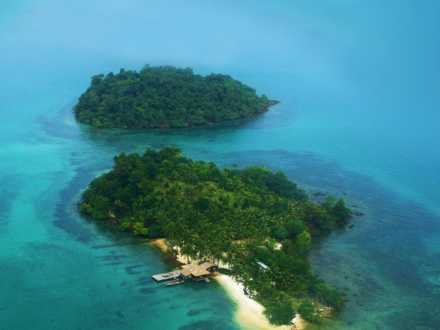 Song Saa Private Island on Koh Rong