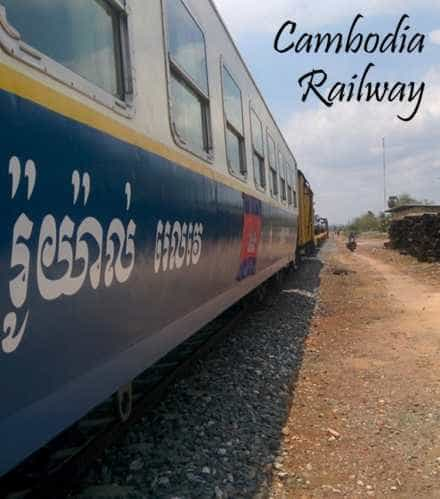 Cambodia Railway – Train from Phnom Penh to Sihanoukville