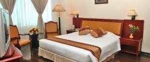Hotel Room in Phnom Penh
