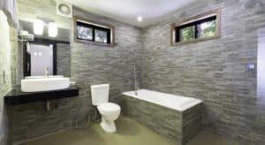Bathroom at Sol Beach