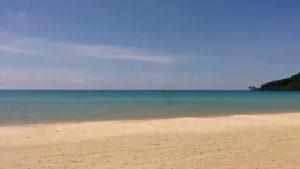 Lazy Beach on Koh Rong Samloem