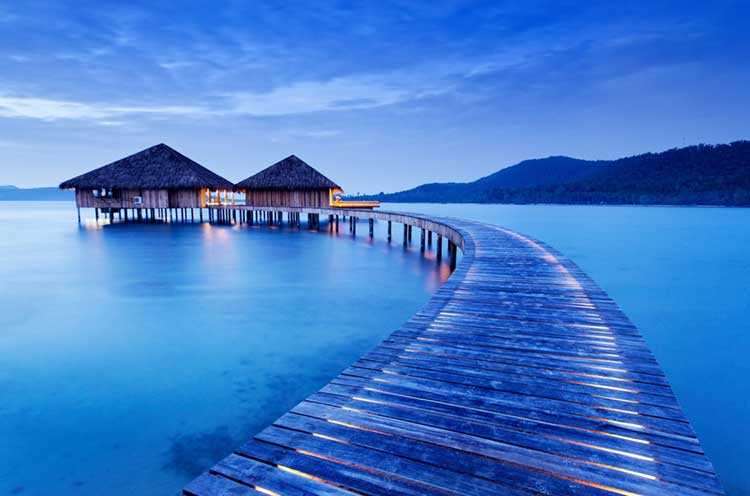 Song Saa Resort en Koh Rong