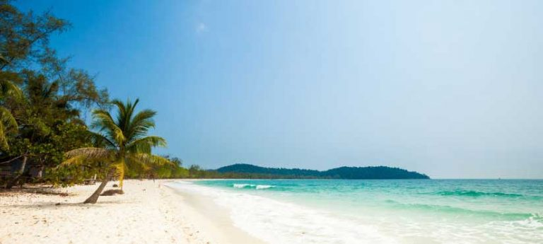 A Beach on Koh Rong