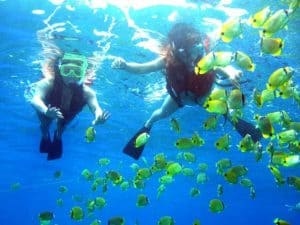 Snorkelling-on-Koh-Rong