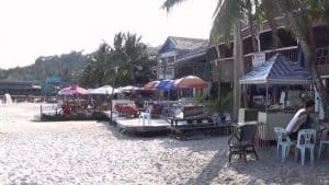 Best Restaurants and Bars on Koh Touch, Koh Rong