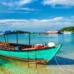 Sihanoukville-Kambodja