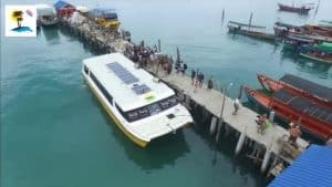 Koh Rong Ferries