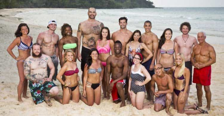 Cast-of-Koh-Rong-Survivor-tv-sarja