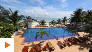 Koh Rong Resort na otoku Koh Rong