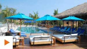 The One Resort op Koh Rong Samloem Island