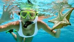 Attractions and Activities on Koh Rong - Snorkelling