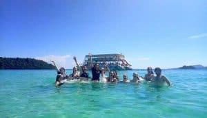 Happy Boat Koh Rong