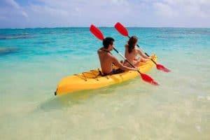 Koh Rong Kayaking