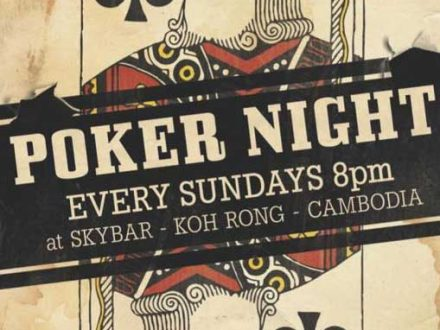 Poker-Night-on-Koh-Rong-øen